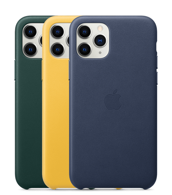 iPhone 11 Pro Leder Cases