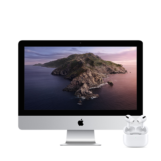 iMac 21 AirPods Pro