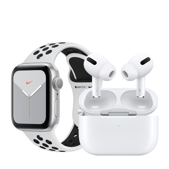 Apple Watch Series 5 Nike+ Edition AirPods Pro